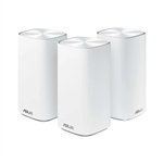 Asus ZenWifi Mini CD6 Pack 3 Blanco  Router y Access Points