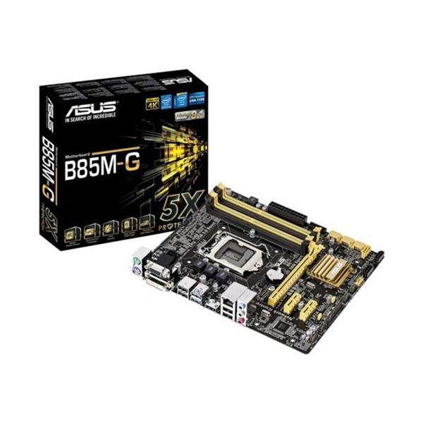 Asus B85M-G – Placa Base
