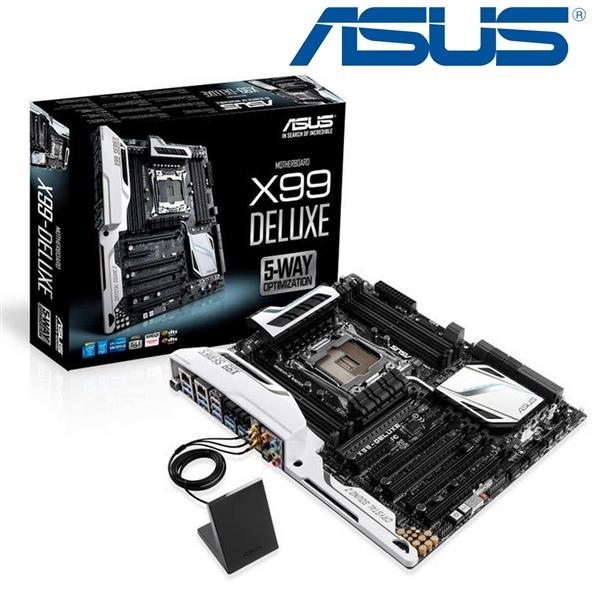 Asus X99-DELUXE – Placa Base