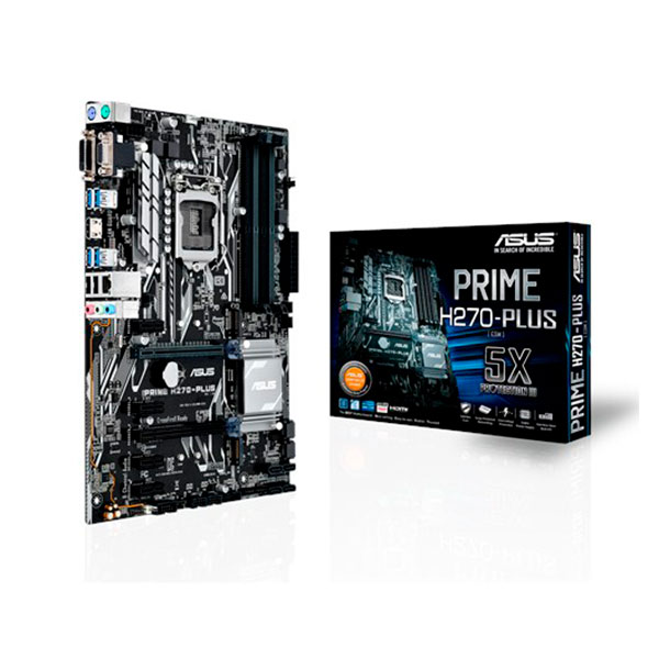 Asus Prime H270-Plus – Placa Base