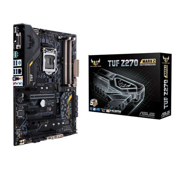 Asus Tuf Z270 Mark 2  Placa Base