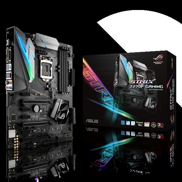 Asus Strix Z270F Gaming – Placa Base