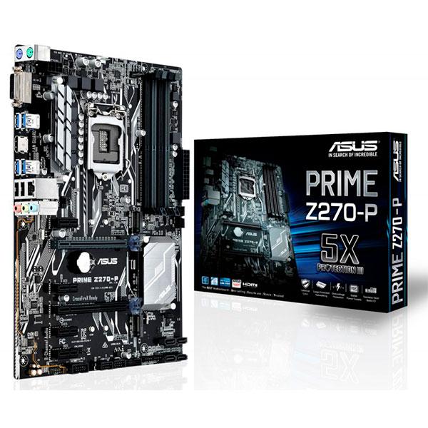 Asus Prime Z270-P – Placa Base