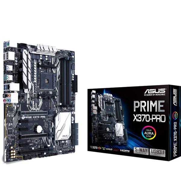 Asus Prime X370-PRO – Placa Base AMD Ryzen