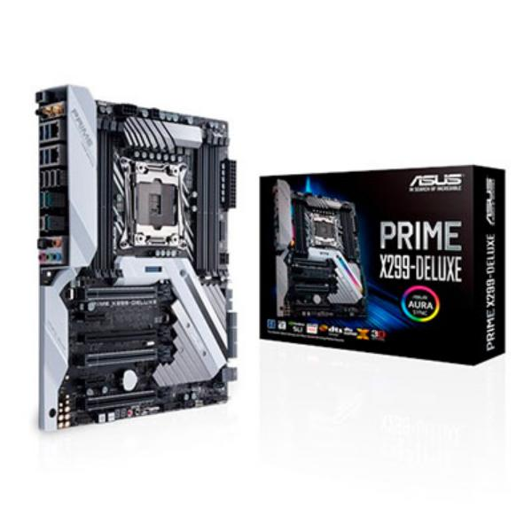 ASUS Prime X299-Deluxe – Placa Base