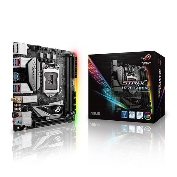 Asus Strix H270I Gaming – Placa Base
