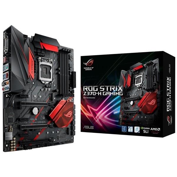 Asus ROG Strix Z370-H Gaming – Placa Base