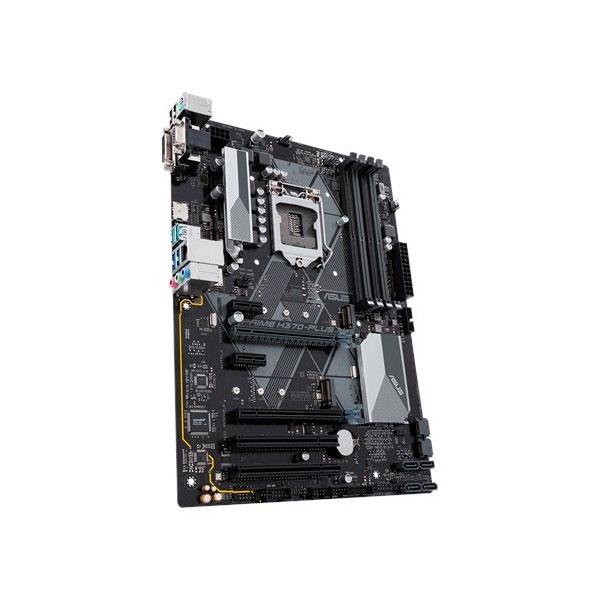 Asus Prime H370-PLUS/CSM - Placa Base Profesional