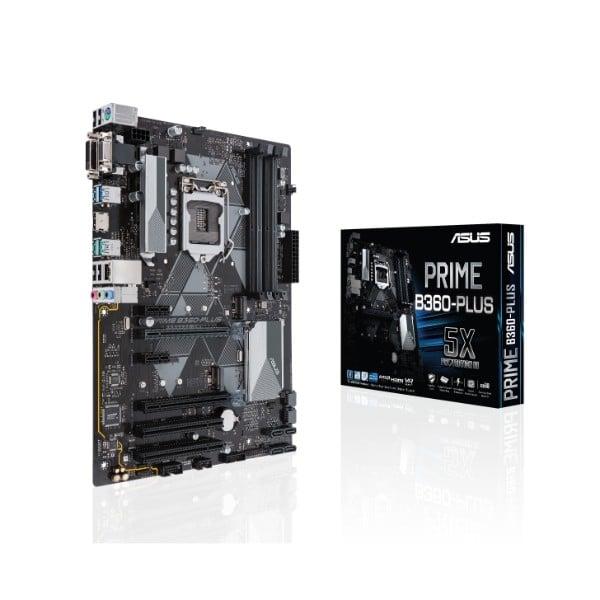 Asus Prime B360Plus  Placa Base