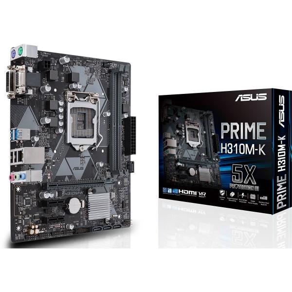Asus Prime H310M-K – Placa Base