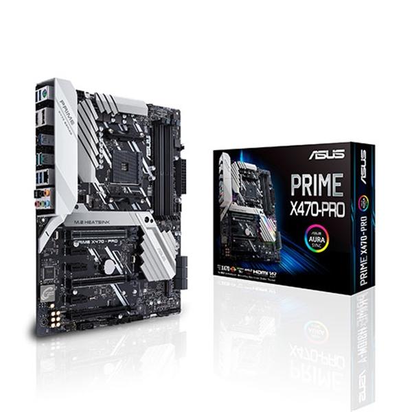 Asus Prime X470Pro  Placa Base
