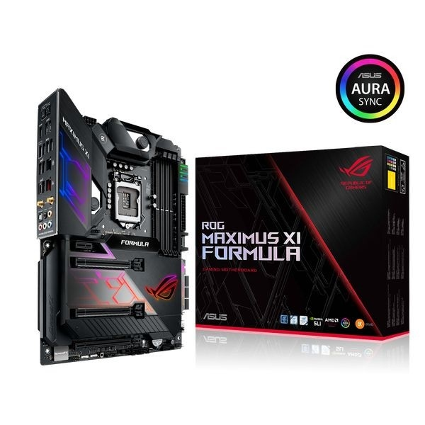 Asus ROG Maximus XI Formula –  Placa Base