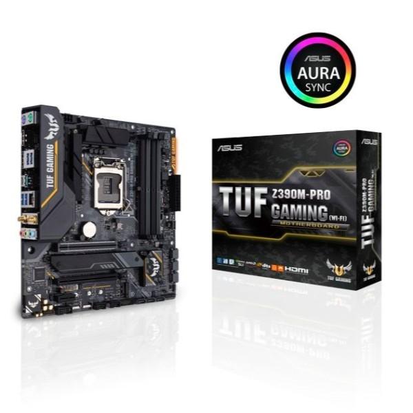 Asus TUF Z390M-Pro Gaming (Wi-Fi) – Placa Base