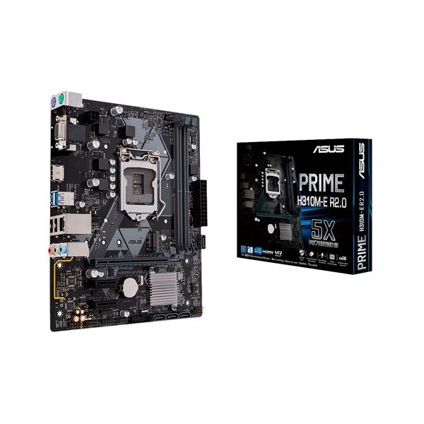 Asus Prime H310M-E R2.0 - Placa Base