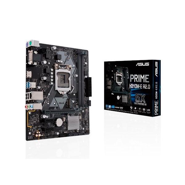 Asus Prime H310ME R20CSM  Placa Base Profesional