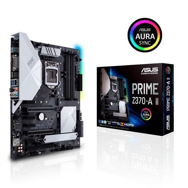 Asus Prime Z370-A II - Placa Base