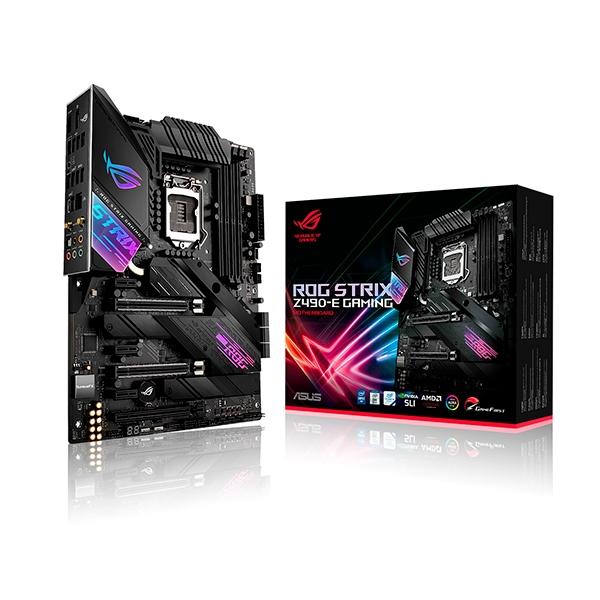 Asus ROG Strix Z490E Gaming  Placa Base
