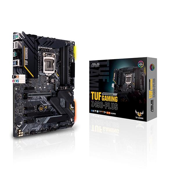 Asus TUF Gaming Z490Plus  Placa Base