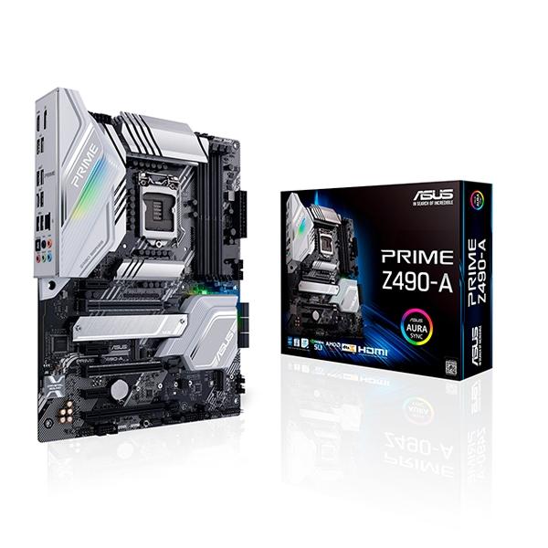 Asus Prime Z490A  Placa Base