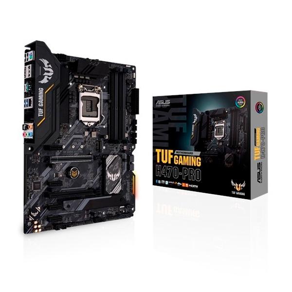 Asus TUF Gaming H470Pro  Placa Base