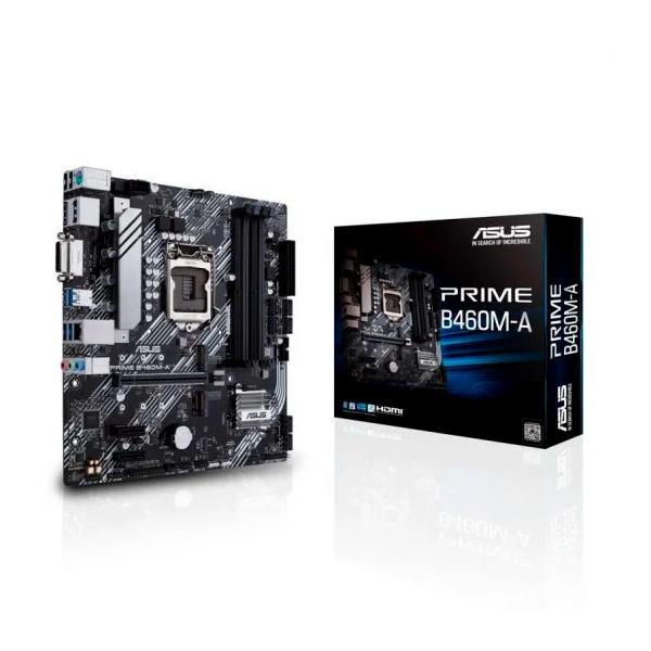Asus Prime B460MA  Placa Base