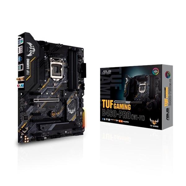 Asus TUF Gaming B460Pro WIFI  Placa Base
