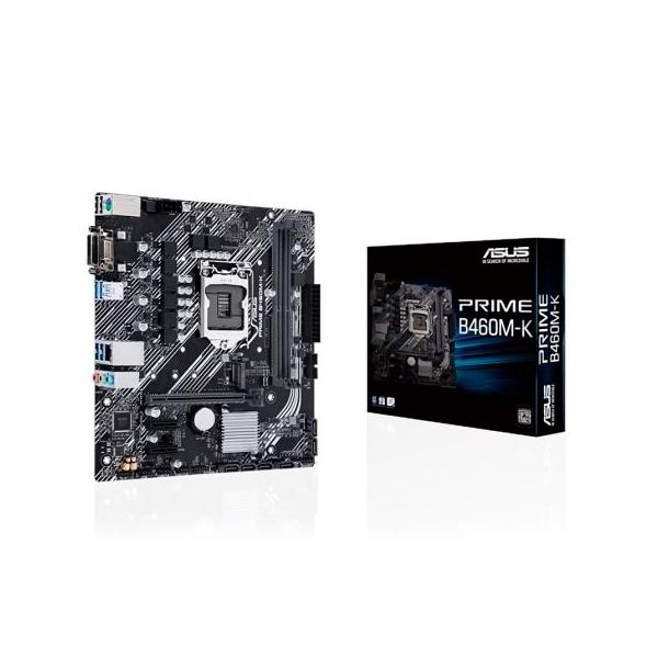 Asus Prime B460MK  Placa Base