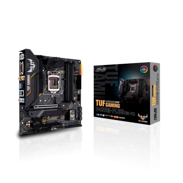 Asus TUF Gaming B460MPlus WIFI  Placa Base
