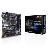 Asus Prime A520MA  Placa Base