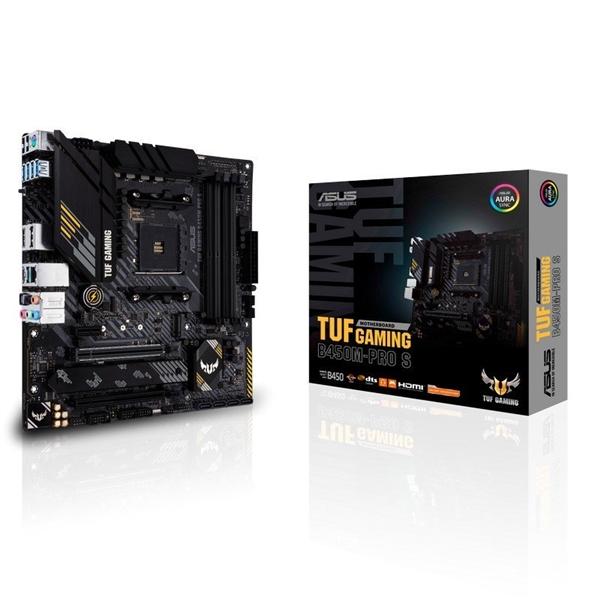 Asus TUF Gaming B450MPRO S  Placa Base