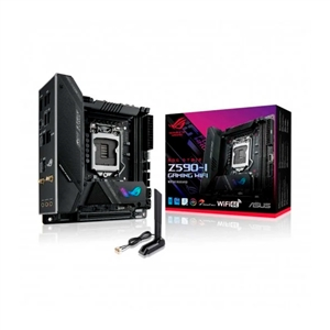Asus ROG Strix Z590I Gaming WiFi BT Placa Base Intel 1200