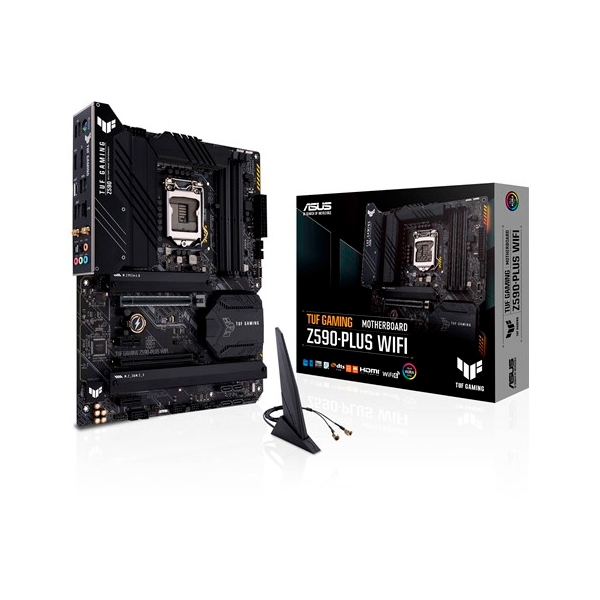 Asus TUF Gaming Z590Plus WiFi BT  Placa Base Intel 1200