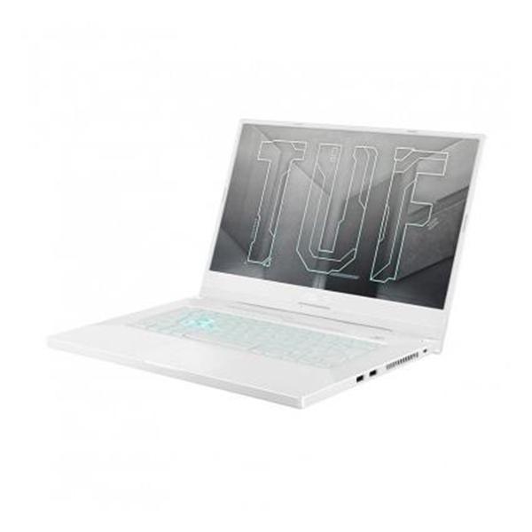 Asus TUF Dash FX516PMHN026 Intel i7 11370H 16GB RAM 1TB SSD RTX 3060 156 Full HD 144Hz IPS FreeDOS Blanco  Portátil