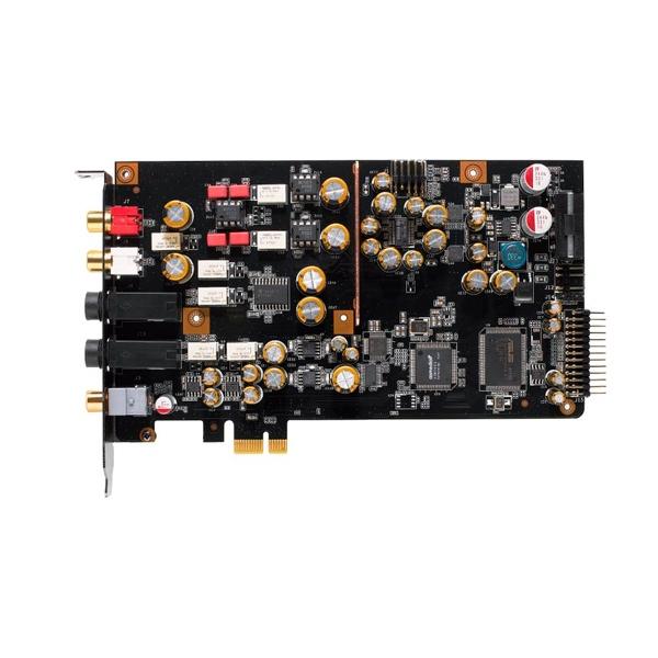 Asus Essence STX II 7.1 - Tarjeta de Sonido
