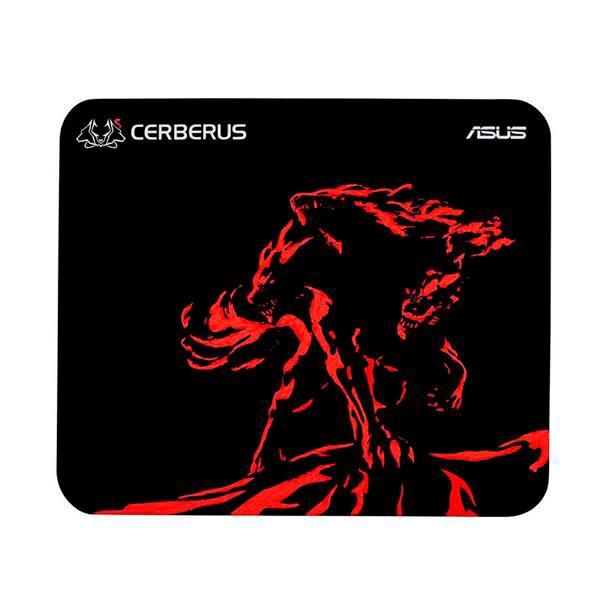 Asus Cerberus mini roja - Alfombrilla