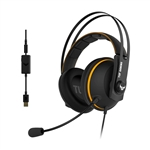 Asus TUF Gaming H7 yellow - Auriculares