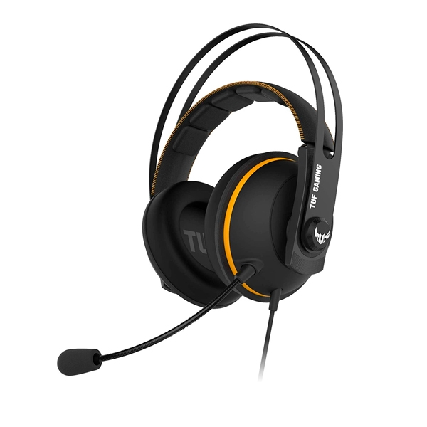 Asus TUF Gaming H7 core yellow - Auricular