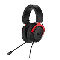 Asus TUF H3 gaming rojo  Auricular