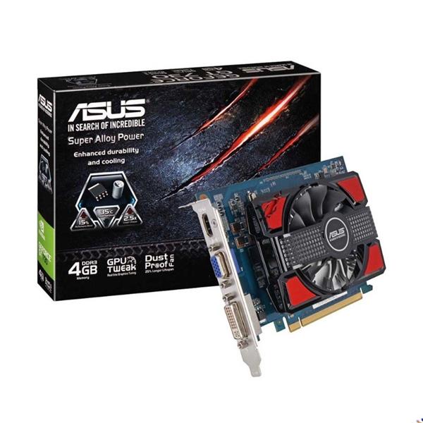 Asus Nvidia GeForce GT730 4GB DDR3 - Gráfica