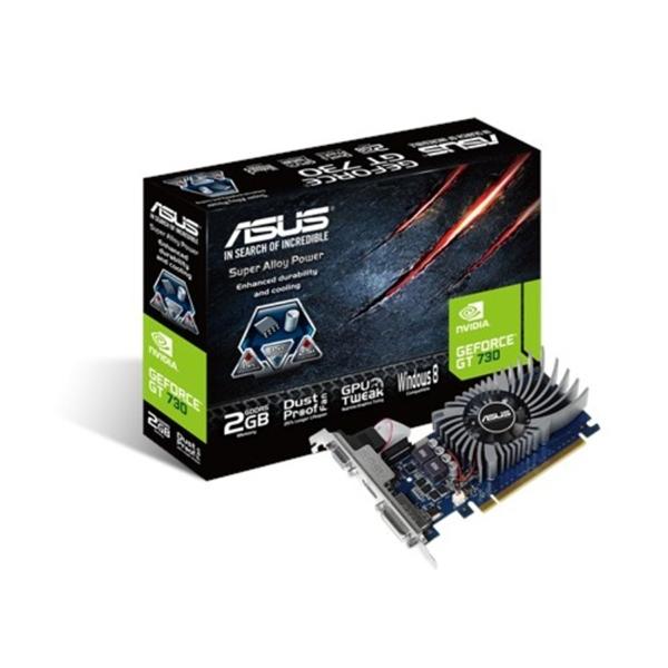 Asus Nvidia GeForce GT730 2GB DDR5 - Gráfica