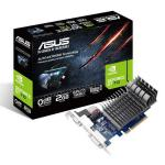 Asus Nvidia GeForce GT710 2GB DDR3 Silent - Gráfica