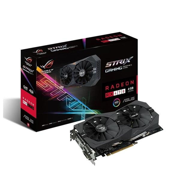 Asus Strix Radeon RX470 4GB GDDR5 - Gráfica