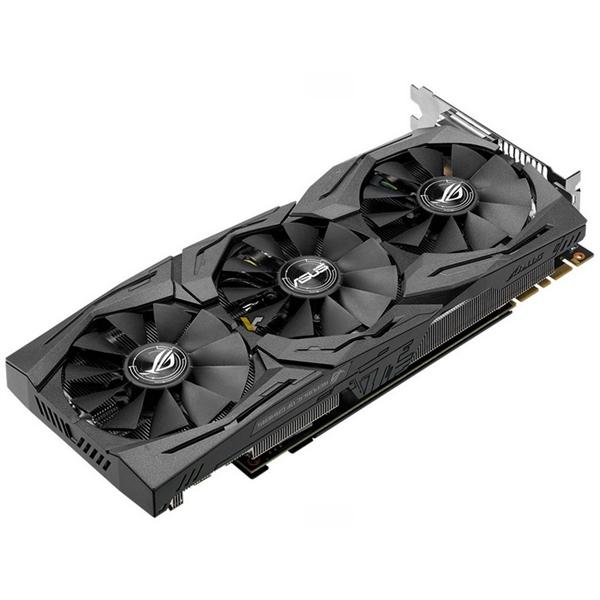 Asus Nvidia GeForce GTX 1080 Strix A8G 8GB - Gráfica