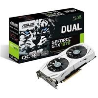 Asus Nvidia GeForce Dual GTX 1070 OC 8GB – Gráfica