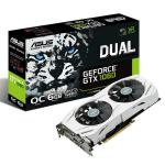 Asus Nvidia GeForce GTX 1060 Dual OC 6GB - Gráfica