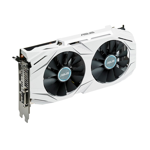 Asus Nvidia GeForce Dual GTX 1060 6GB - Gráfica