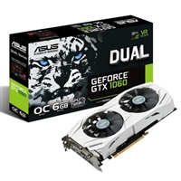 Asus Nvidia GeForce Dual GTX 1060 3GB – Gráfica