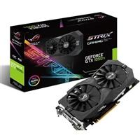 Asus Nvidia GeForce Strix GTX 1050 Ti OC 4GB  Grfica