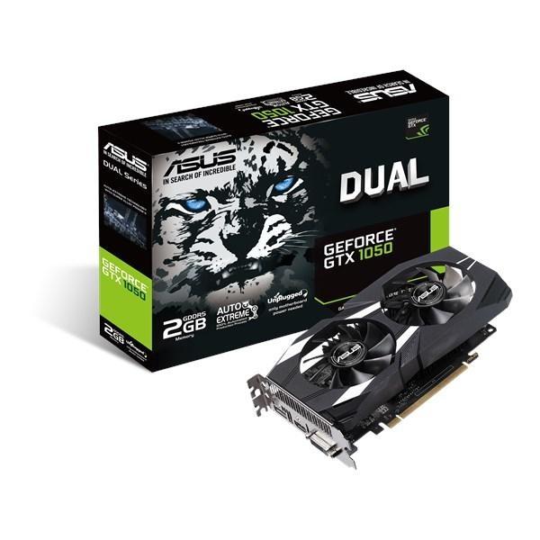 Asus Nvidia GeForce GTX1050 Dual 2GB  Gráfica