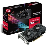 Asus AMD Radeon Strix RX560 4GB Gaming - Gráfica